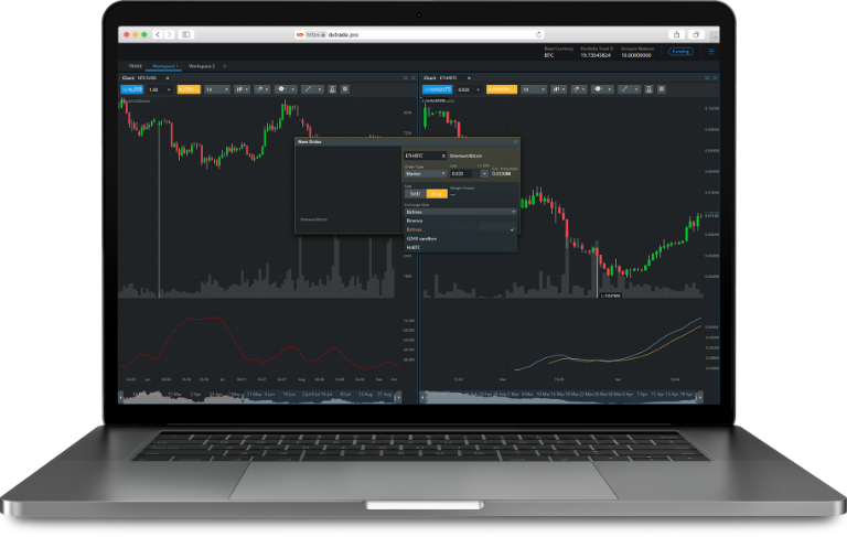 best app for cryptocurrency trading on mac