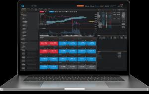 Plattform für den institutionellen Multi-Asset-Handel im Auftrag von Alpha Capital Markets