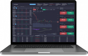 Cryptocurrency Trading Platform with Leverage for PrimeXBT