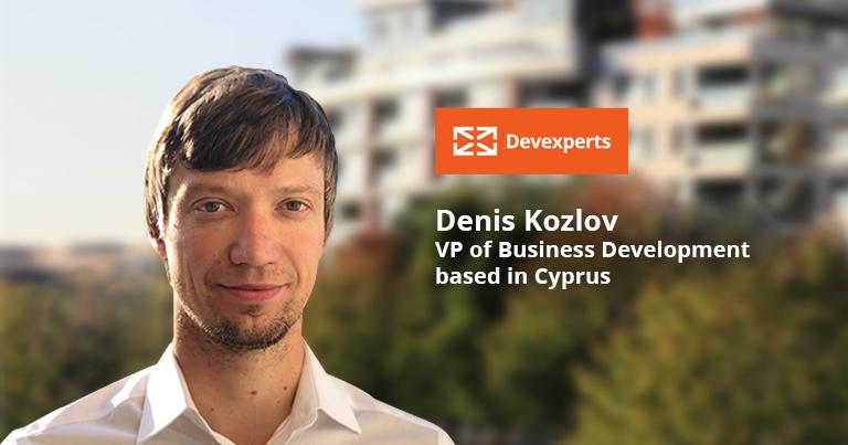 Denis Kozlov joins Devexperts in Cyprus