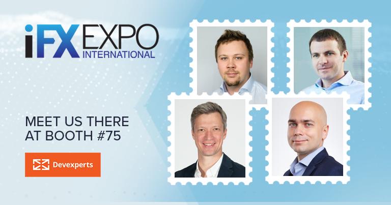 Meet Devexperts at iFX EXPO
